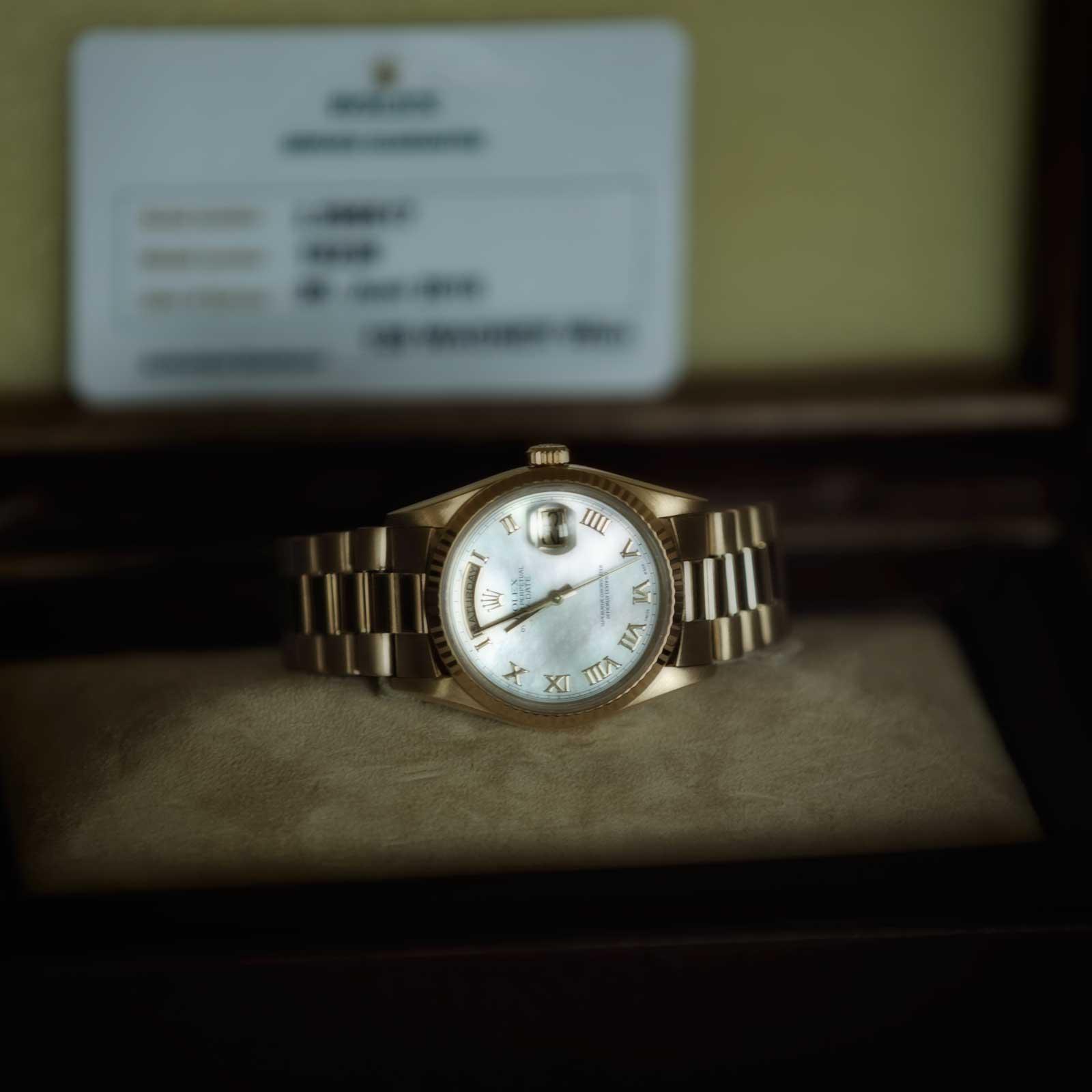 Zeitlos - Rolex Day-Date