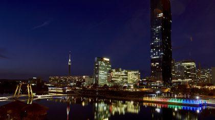 New Danube - Vienna