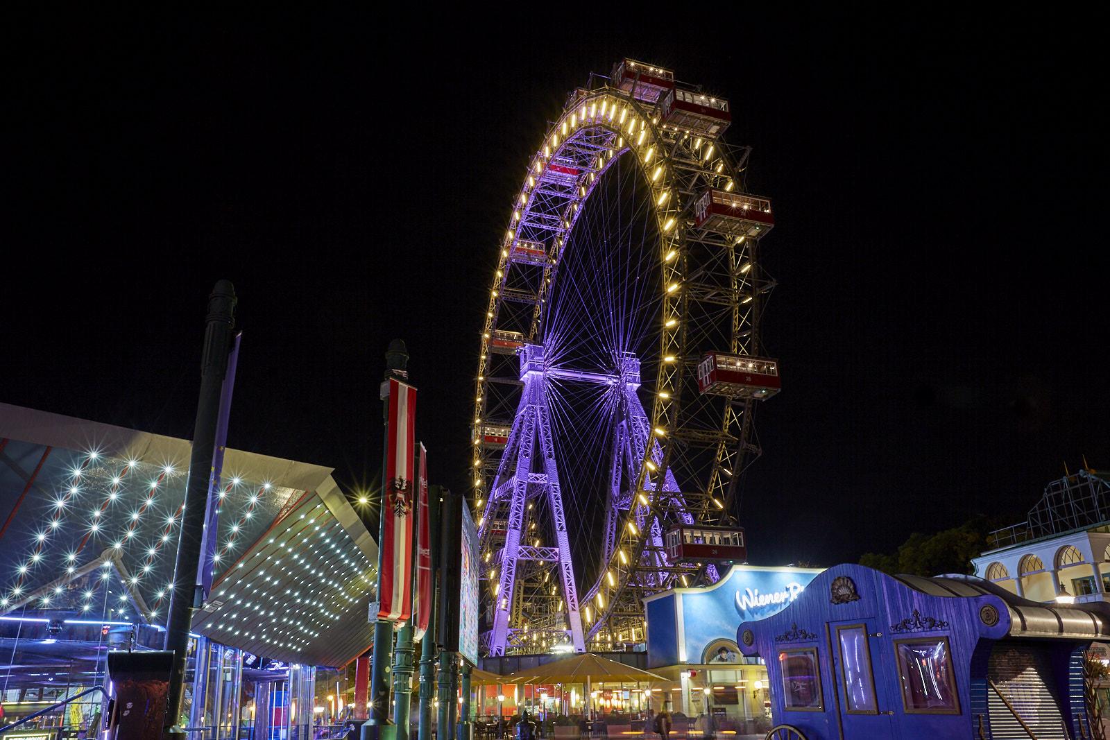 Riesenrad - Giant Ferries Wheel - Vienna